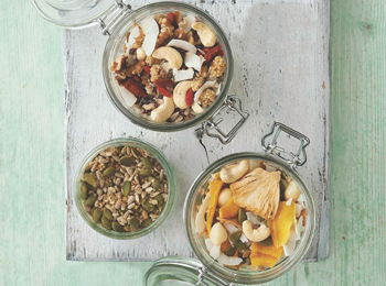 Superfood Trail Mix Recipe