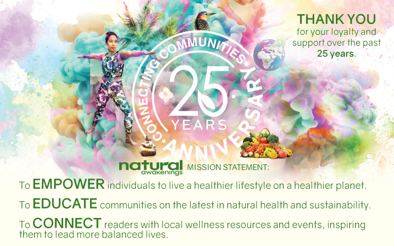 Natural Awakenings Mission Statement