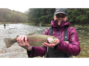She Casts - A Womens Fly-Fishing Weekend - start Sep 28 2019 0800AM