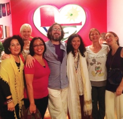 David Newman Kirtan at Love Yoga Center