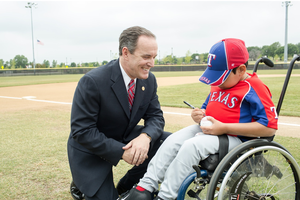 Miracle League Baseball Field Begins Next Phase - Feb 06 2014 1014AM
