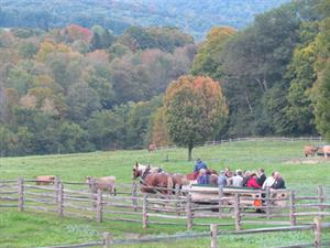 Autumn Wagon Ride Weekend - start Oct 06 2019 1000AM