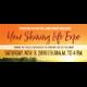 Your Shining Life Expo - start Nov 09 2019 0930AM