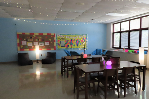 A Mindfulness Center, part of the CHILL project