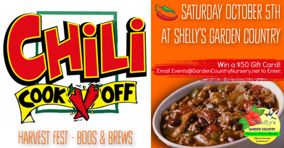 Chili 20cook off