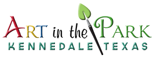 Medium cropped art in the park logo