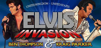 Elvis invasion