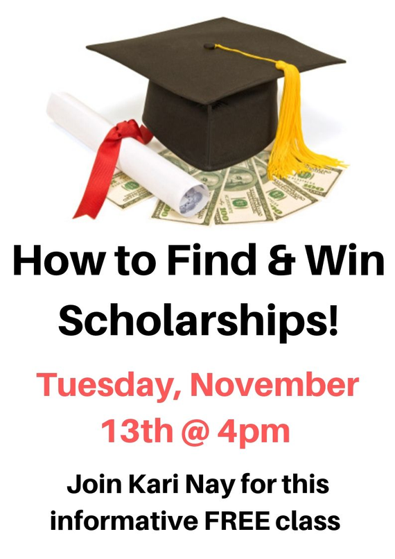 How 20to 20find 20  20win 20scholarships