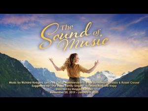 The Sound of Music - start Nov 20 2019 0730PM