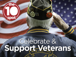 Celebrate  Support Veterans