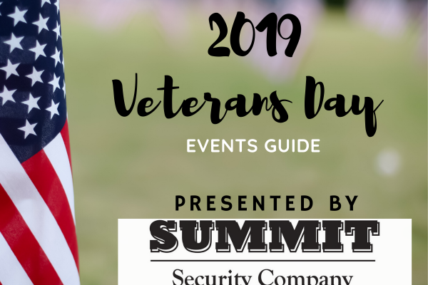 2019 20veterans 20day 20events