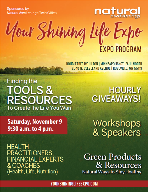 Your Shining Life Expo Guide 2019