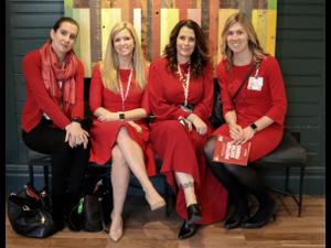 Upper Valley Go Red for Women Luncheon - start Feb 07 2020 0930AM