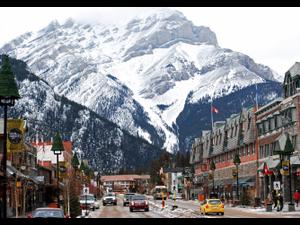 Banff Centre Mountain Film Festival - start Jan 28 2020 0700PM