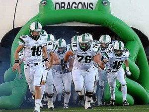 Carroll Dragons Prepare for History in the Making - Apr 02 2014 0235PM