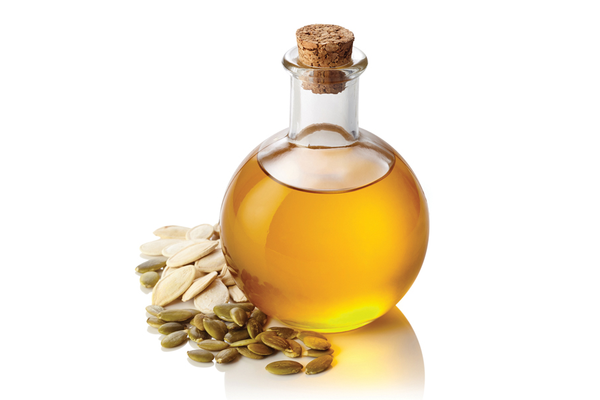 Pumpkin seed oil reduces hypertension blood pressure