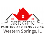 3rd gen painting and remodeling western springs il logo