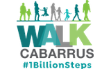 Walk cabarrus logo