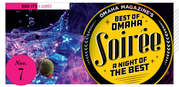 Best of Omaha Soiree poster