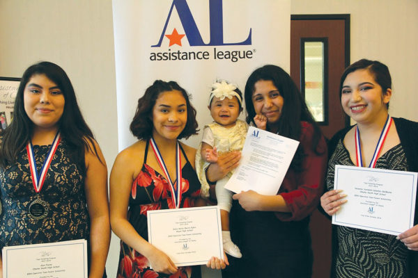 Assistance League, Operation Teen Parent grads