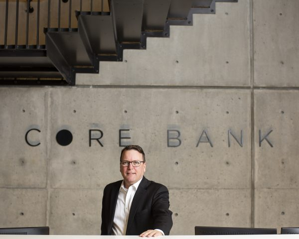 John Sorrell of Core Bank