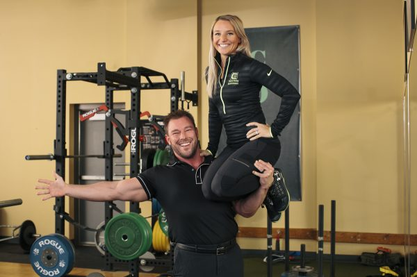 Drs. Claire and Mark Rathjen, Core Physical Therapy