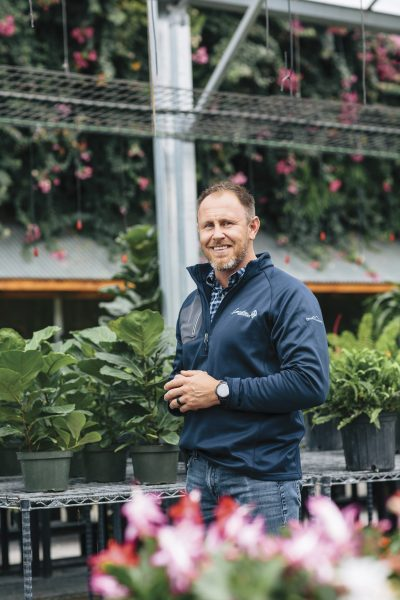 Chris Lanoha of Lanoha Nurseries