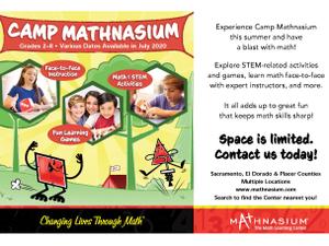Camp Mathnasium