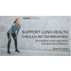Support Lung Health Through Better Breathing