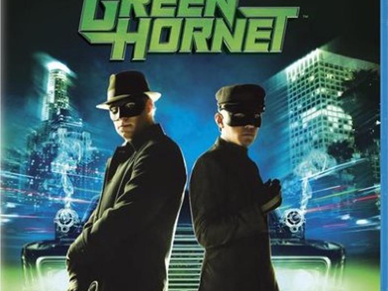 Film Review: Green Hornet | Style: Folsom | El Dorado Hills