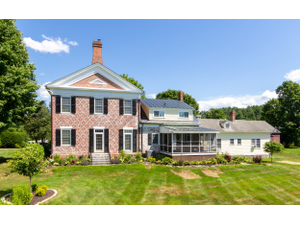 Historical Martin Chittenden home available