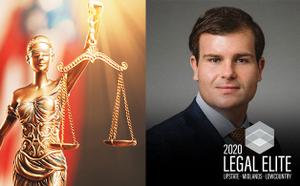 Legal Elite 2020 Greenville Business Magazine