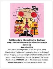 Medium boutique flyer spring 2014