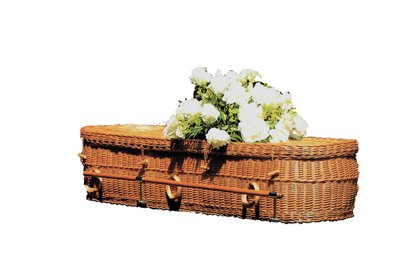 Eco-Friendly Casket