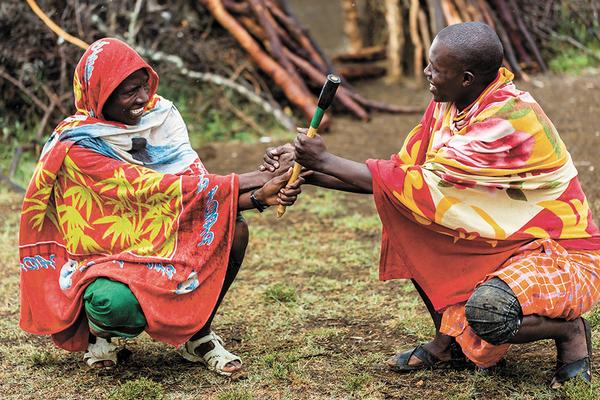 Generous people giving and improving longevity
