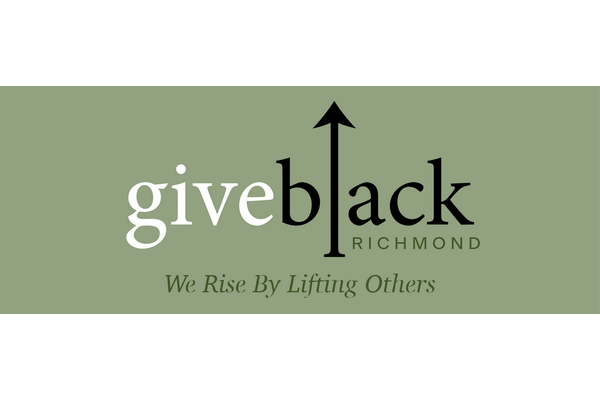 Give Black Richmond logo