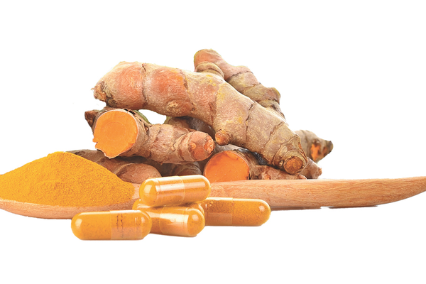 Curcumin supplements for heart health