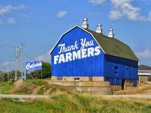 Medium culvers thank you barn