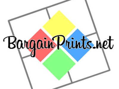 Bargainprints.net logo