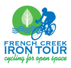 Medium iron tour logo