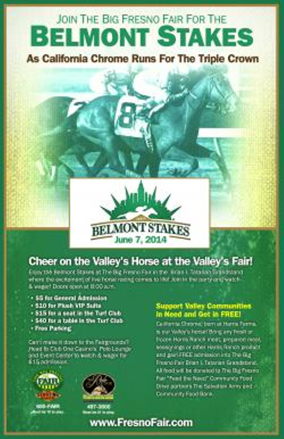 Bff14 belmont stakes poster fnl