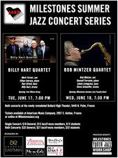Medium summer jazz series