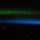 The Aurora Borealis seen from the International Space Station. (#15)