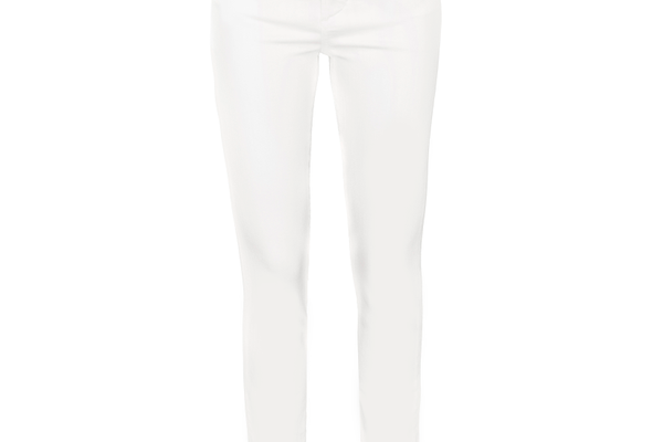 Avedon Ultra Skinny Ankle in Optic White - Citizens of Humanity