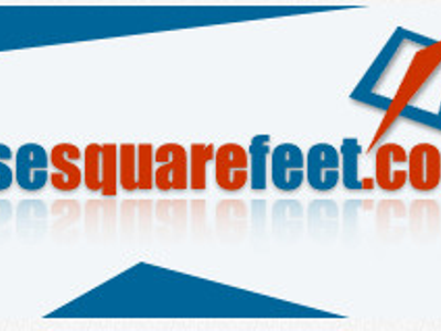 Lease square feet logo
