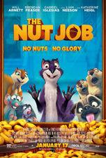 Medium the nut job poster