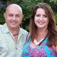 Tony D'Errico, MB city council member, and his wife Kris Mackerer D'Errico, president of the Downtown Manhattan Beach Business & Professionals Association and proprietor of Bella Beach and Bella Beach Kids.