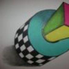 Medium square peg logo