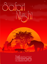 Safari night logo web