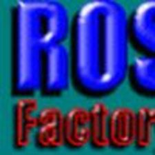 Medium ross factory logo